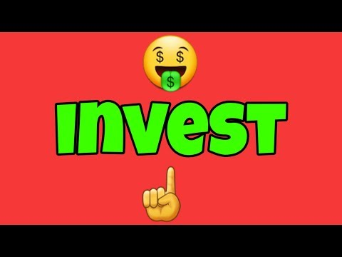 INVESTING FOR BEGINNERS 2020 | HOW TO INVEST MONEY 2020