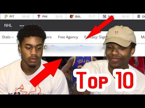 DRAYMOND GREEN?!?! REACTING TO ESPN TOP 10 NBA PLAYERS!