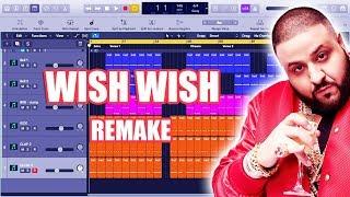 How DJ Khaled - Wish Wish Was Made Instrumental Remake (Production Tutorial) ft. Cardi B, 21 Savage