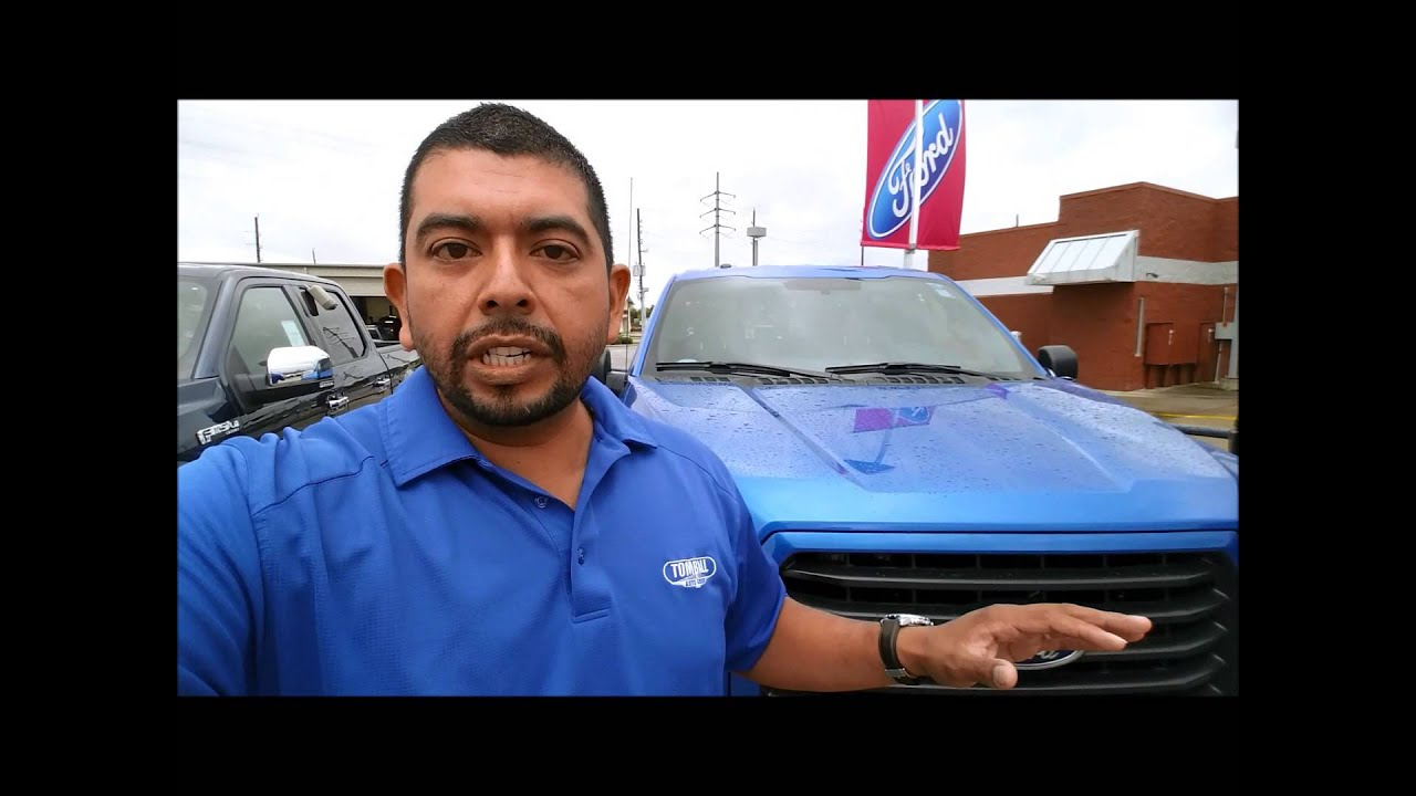 Did You Know Ford Has Active Grill Shutters Youtube