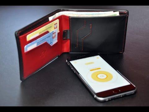 3f3cd4968cb70 Woolet - portfel z lokalizatorem Bluetooth (recenzja) - YouTube
