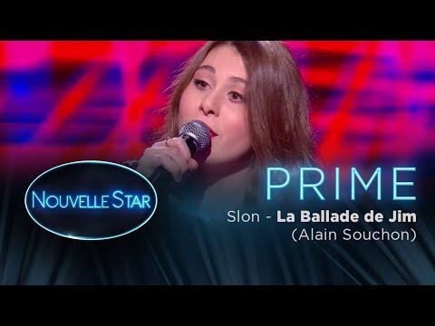 PRIME 01 - SLOŃ - La Ballade de Jim  (Alain Souchon)