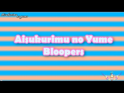 ANY✿ Bloopers (Magnet/ Remote control)