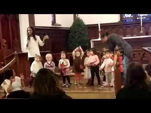 Juliet Christmas 2017, St Stephens, take1