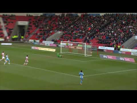 Doncaster Coventry Goals And Highlights