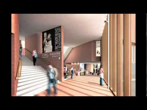 The Design of the New Lyric Theatre