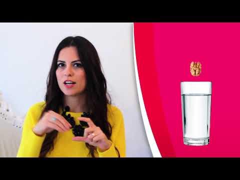 Cevizli Su Faydalı Mıdır?  Sabahları Aç Karnına Cevizli Su İçilmeli mi?