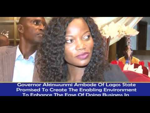 3rd EDITION OF THE LCCI COMMERCE AND INDUSTRY AWARD IN LAGOS