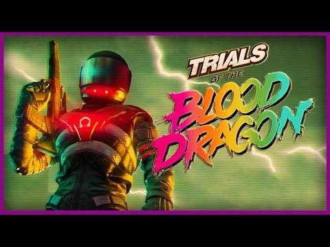 Trials of The Blood Dragon - QUE FODA!!!