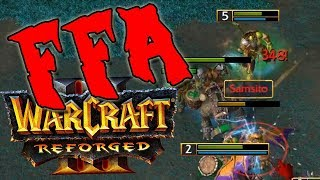 Warcraft Reforged FFA