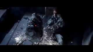 Jane Zhang Ft. Big Sean - «Fighting Shadows» | клип (Terminator: Genisys)
