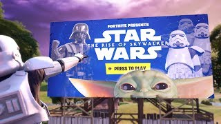 Fortnite X Star Wars - Official Premiere (The Rise of Skywalker)