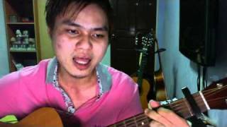 Rihanna Take A Bow Guitar Cover.wmv