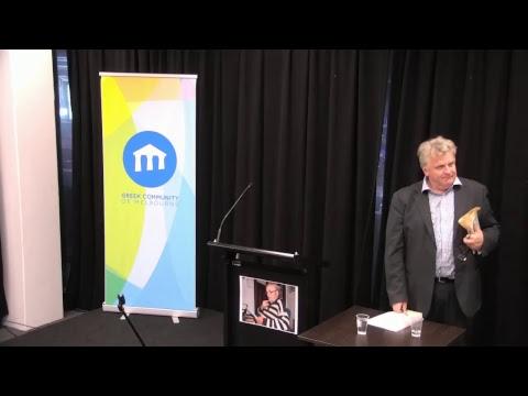 Live Stream: The inaugural Dimitris Tsaloumas commemorative lecture
