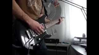 periphery - icarus lives guitar cover