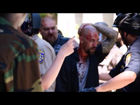 Regressive Left Terrorism vs Civil Rights - The Sacramento Riot part 3