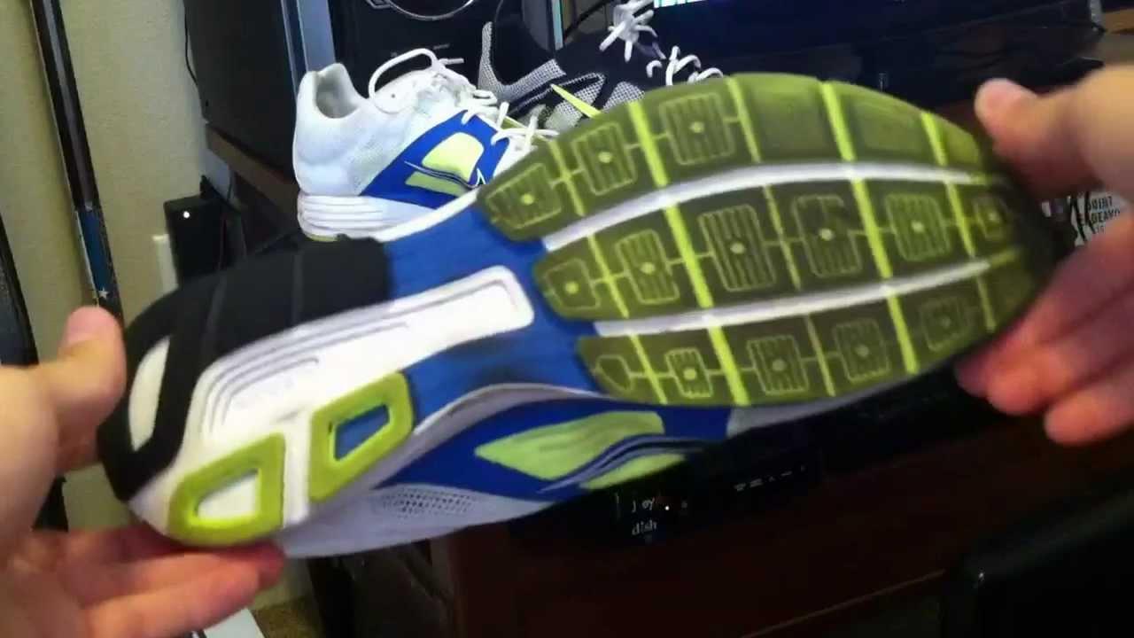 f0b0905de94 Nike zoom streak 3s and streak 4s shoe review - YouTube