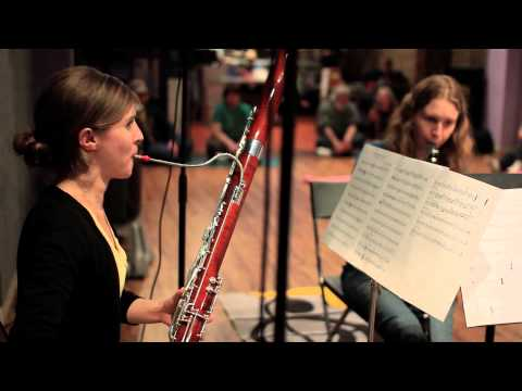 Super Mario Bros Suite arrangement for bassoon, clarinet, and oboe