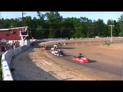 2012 Burris Money Series: Race #2 - Jr  Restricted Feature