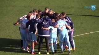 Chemnitzer FC - FC Erzgebirge Aue, 16. Spieltag, Saison 15/16