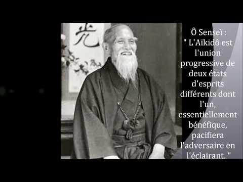 10/20 Se pacifier mutuellement Aïkidoï Aïkidô d'un Maître Zen