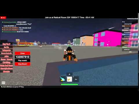 roblox id for bad guy
