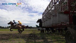 Serunya Pacuan Kuda di Gentan
