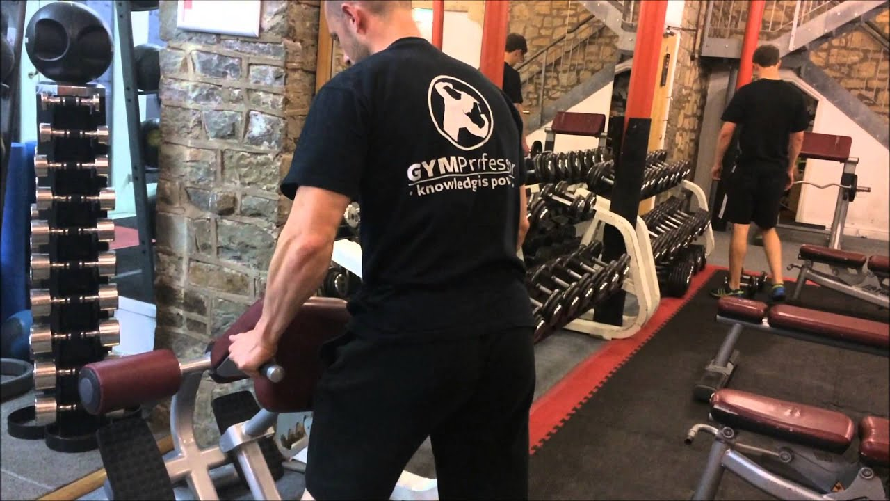 Multi Use Hyper Extension Bench Hypers Reverse Hypers