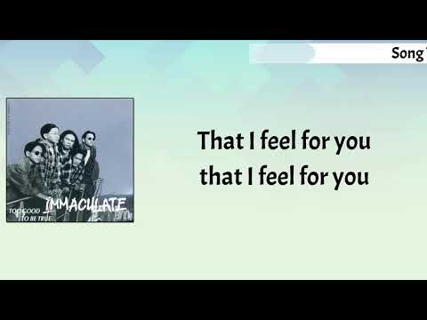Immaculate - Girl (Acoustic) Lyrics Video
