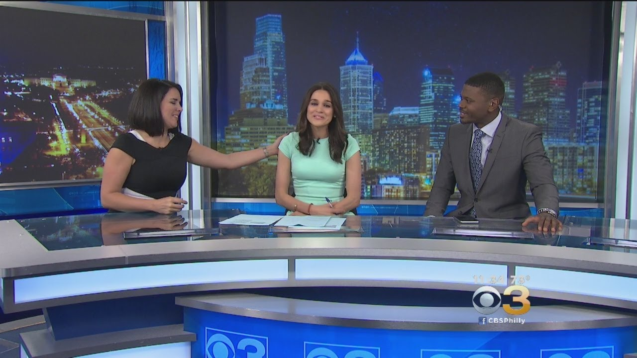 Nicole Brewer leaves CBS3 after 10 years | PhillyVoice