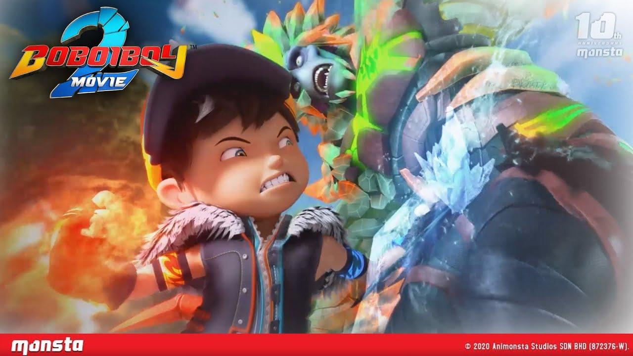 BoBoiBoy Fusion VS Retak'ka