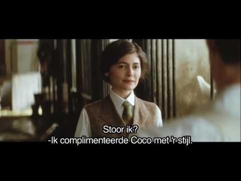 Coco Avant Chanel (Trailer NL) 2009 poster