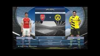 How to have all licensed teams badges and kits in Pro evolution soccer 2015(100% WORKING)