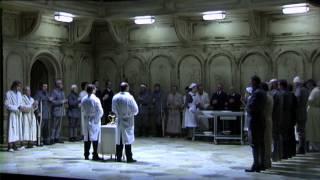 """PARSIFAL (Liceu 2010-11) """"Wein und Brod des letzten Mahles""""("""
