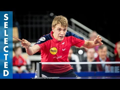 Patrick Franziska vs Anton Källberg (TTBL Selected)