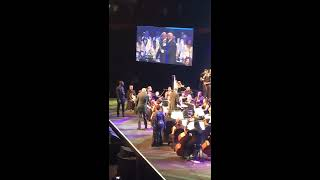 Donnie McClurkin live  on stage GGC Amature Footage from Gospel Goes Classical SA
