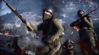 Battlefield 1 Fragman Tanıtımı