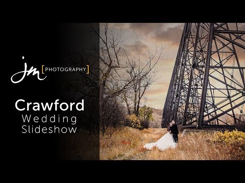 The Crawford's Wedding at Indian Battle Park in Lethbridge by JM Photography