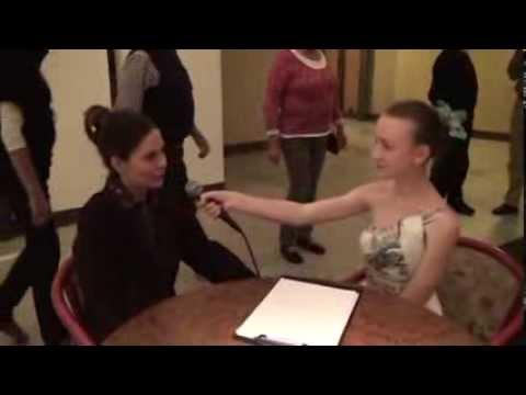 Rozhovory s celebritami - Charitativní aukce Radost dětem - 3.10.2012 - part 1/3
