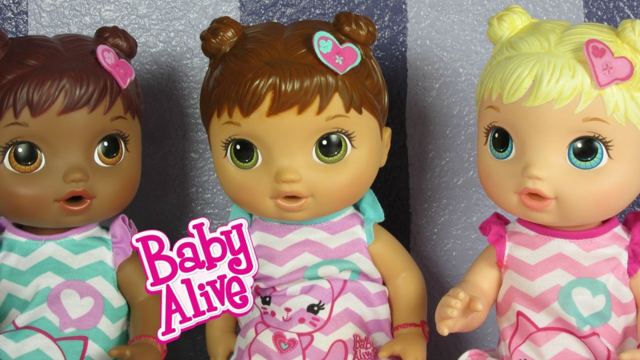 Better Now Bailey Baby Alive Dolls By Baby Alive Channel