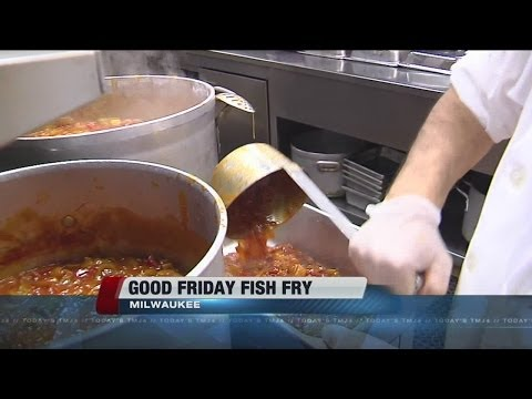 'America's Largest Good Friday Fish Fry' In Milwaukee