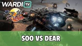 soO vs Dear (ZvP) - Masters Coliseum #5 Groups
