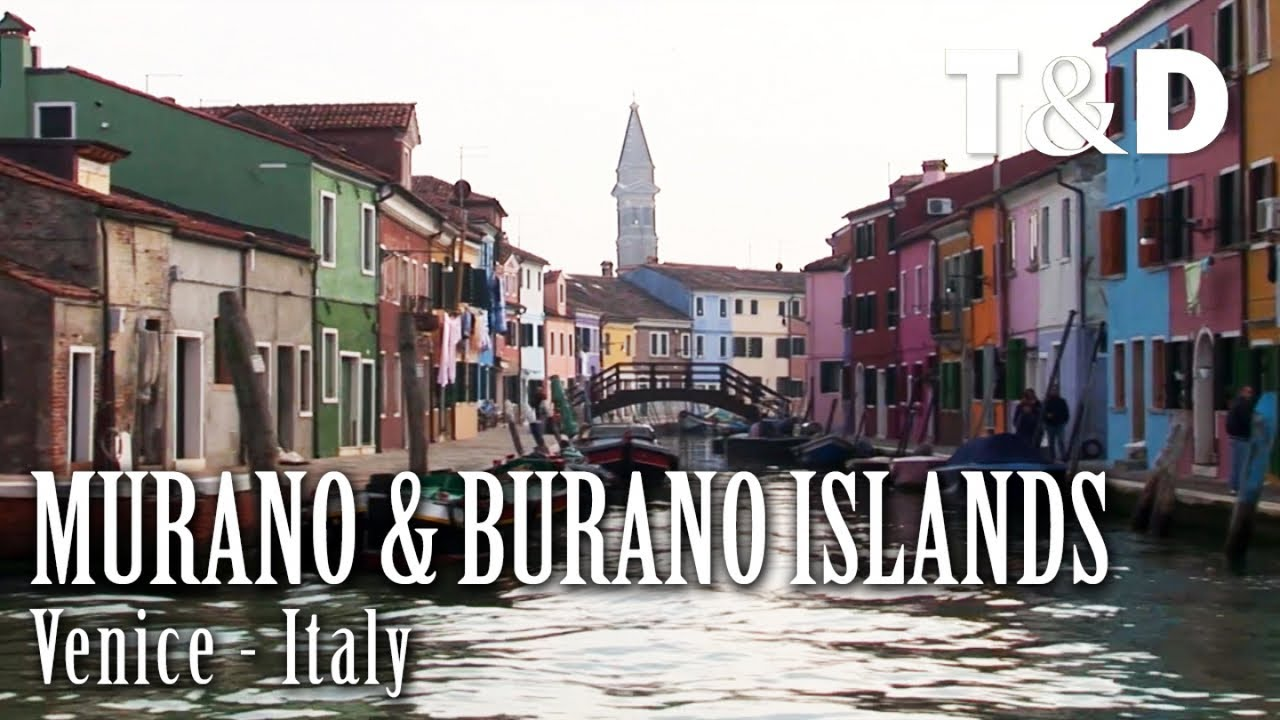 8aad439246 Venice Best Place  Murano and Burano - Travel   Discover - YouTube