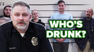 Download Retired Police Officer Guesses Who's Drunk Out Of A Lineup Mp3 and Videos