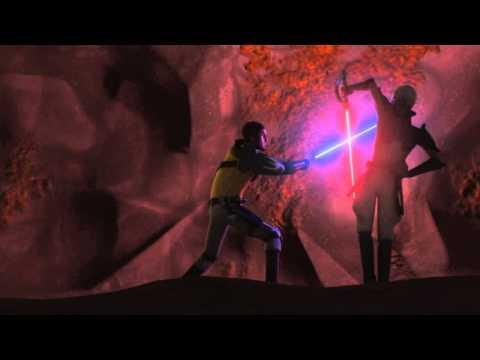 youtube filmek - Star Wars Lázadók - 10. rész előzetes. Csak a Disney Csatornán!