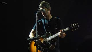 Noel Gallagher Dead in the Water acoustic Amsterdam 19-04-2018