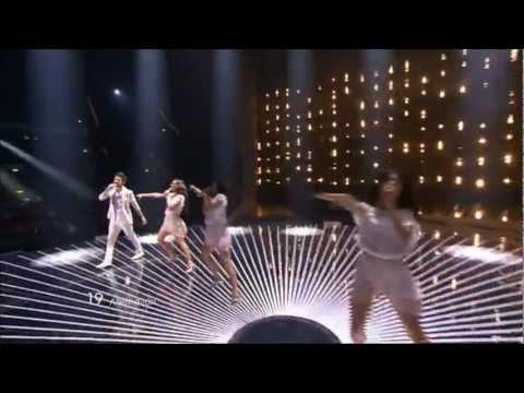*Eurovision 2011* *Final* *19 Azerbaijan* *Ell and Nikki* *Running Scared* 16:9 HQ