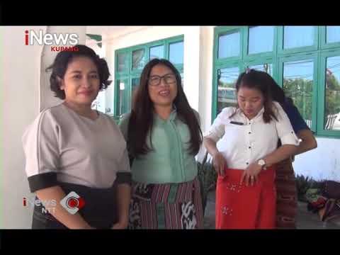 iNews NTT - ASN Lingkup Pemprov NTT Bangga Gunakan Sarung Tenun Ikat