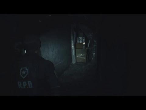 Возвращение живых мертвецов / Resident Evil 2 Remake # 1