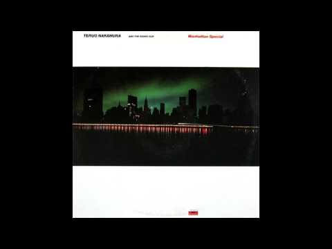 Teruo Nakamura And The Rising Sun ‎– Manhattan Special (1977)